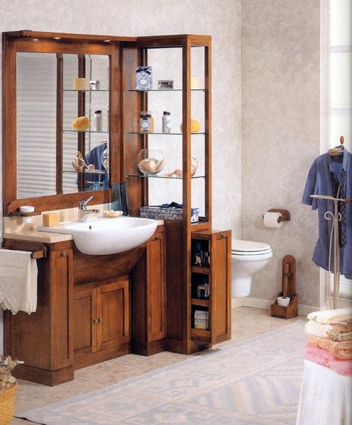 Mobili bagno arte povera country legno vintage - Mobili da bagno in arte povera ...