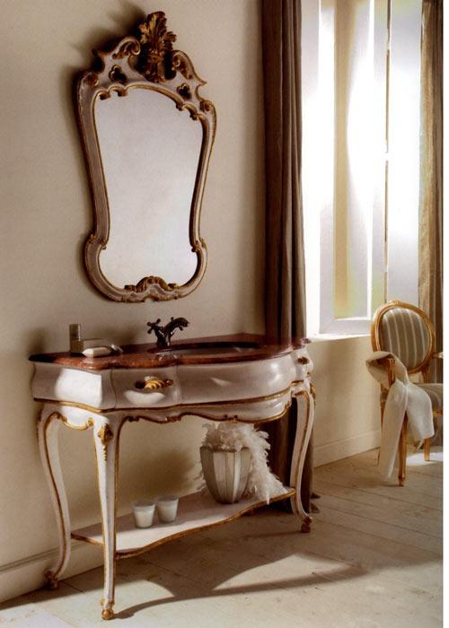 Mobili bagno classico semplici eleganti preziosi - Mobili bagno classici eleganti ...