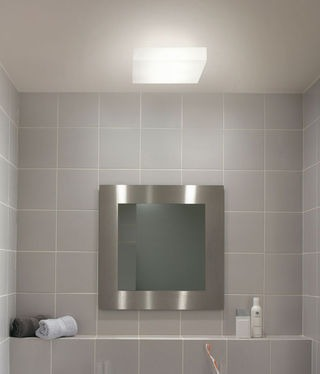 Plafoniere bagno vetro gradi opacit classiche moderne - Plafoniere per bagno ...