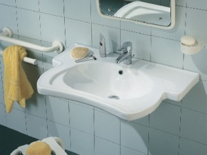 Lavabi Ergonomici per Bagno Disabili e Anziani