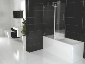 Vasca Da Bagno Doccia Combinate : Vasca da bagno con doccia vasca e doccia combinate bagnoidea